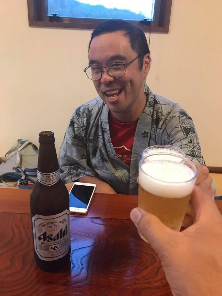 1日目 ビール